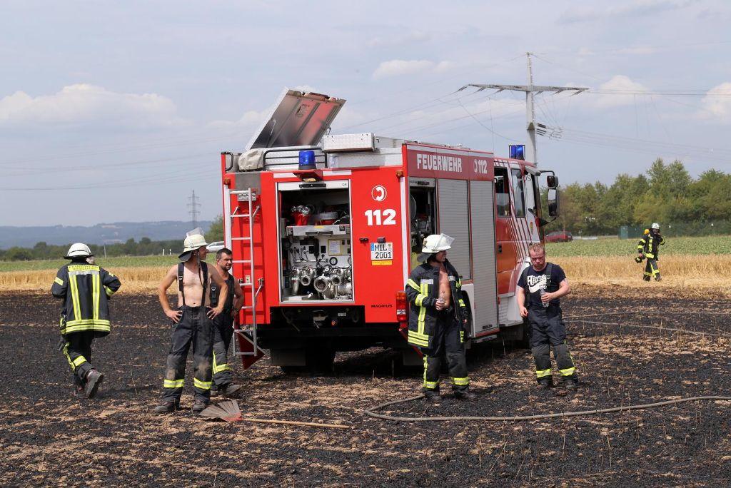 Flächenbrand Großostheimniedernberg